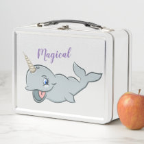 Narwhals Magical Lunchbox