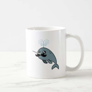 Narwhalstache Coffee Mug