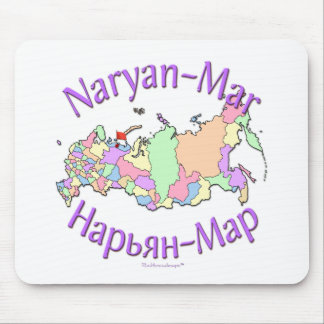 Naryan-Mar Russia Mouse Pad