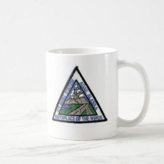 NAS Adak, Alaska Coffee Cup Classic White Coffee Mug