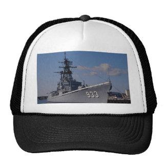 "NAS ""Anacostia"", ""USS Barry"", memorial ship, Washi Trucker Hat"