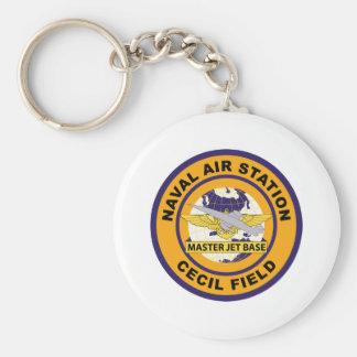 NAS - Cecil Field Key Chain