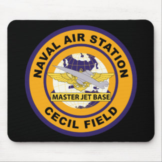 NAS - Cecil Field Mouse Pad
