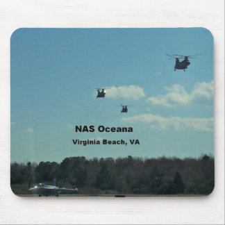 NAS Oceana, Virginia Beach, Virginia Mouse Pad