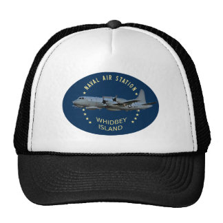 NAS Whidbey EP-3E Aircraft Hat