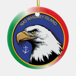 NAS Whidbey Island Christmas Ornament