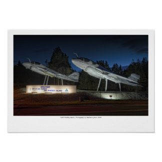 NAS Whidbey Island Gateway Posters