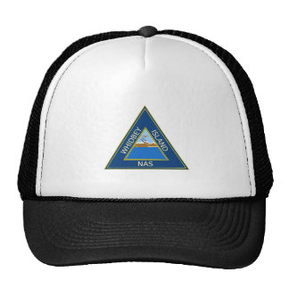NAS Whidbey Island Patch Mesh Hats