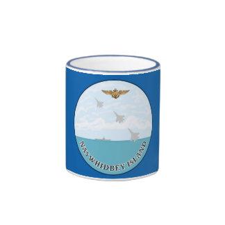 NAS Whidbey Island Ringer Mug