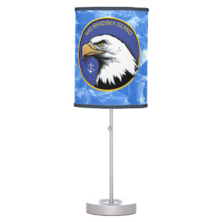 NAS Whidbey Island Table Lamp