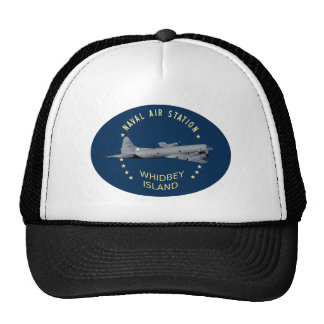 NAS Whidbey P-3C Orion Aircraft Hat