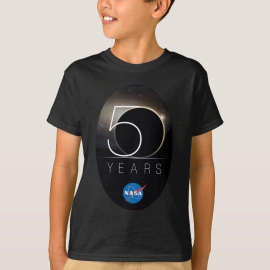NASA 50th Anniversary Logo T-Shirt