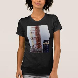 NASA Apollo 15 Saturn V roll out T-shirts