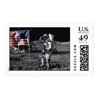 NASA Apollo 17 - Dec. 13, 1972 Postage