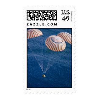 NASA Apollo 17 Lunar Mission returns home Postage