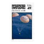 NASA Apollo 17 Lunar Mission returns home Stamps