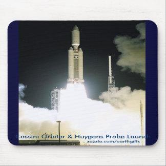 NASA APOLLO SPACE MOUSE PAD