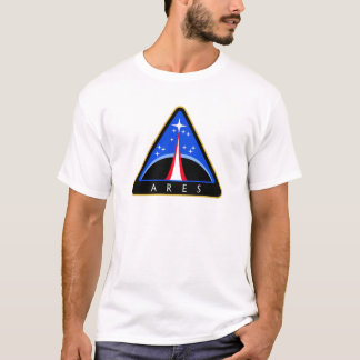 NASA Ares Rocket Logo T-Shirt