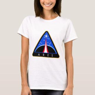 NASA Ares Rocket Logo T-Shirt