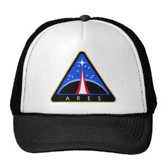 NASA Ares Rocket Logo Trucker Hat