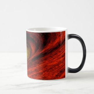 NASA / Artist Rendering / Spinning Black Hole Coffee Mug