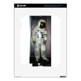 NASA Astronaut Space Suit Decal For iPad 3