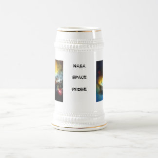 Nasa Beer Stein