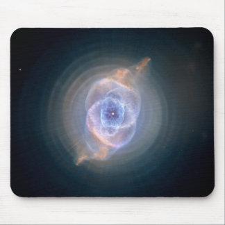 NASA de Hubble de la nebulosa del ojo de gato Tapetes De Raton