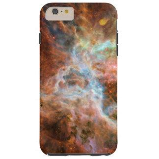 NASA de la astronomía de espacio de la nebulosa Funda Para iPhone 6 Plus Tough