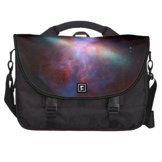NASA de la galaxia M82 Hubble Bolsas Para Portatil