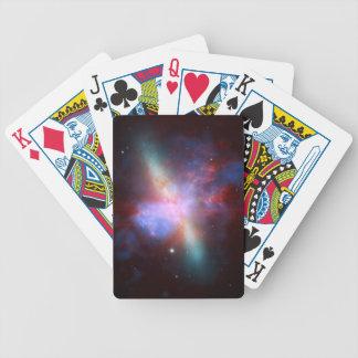 NASA de la galaxia M82 Hubble Barajas
