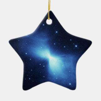 NASA de las nebulosas del bumerán de NASAs Adorno De Cerámica En Forma De Estrella