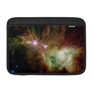 NASA del espacio del cúmulo de estrellas del copo  Fundas Macbook Air