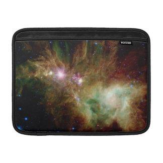 NASA del espacio del cúmulo de estrellas del copo  Funda Macbook Air