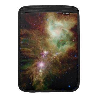 NASA del espacio del cúmulo de estrellas del copo  Funda Para Macbook Air
