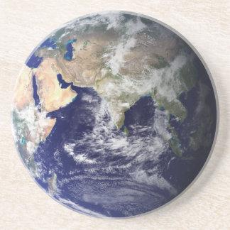 NASA earth east view Coaster