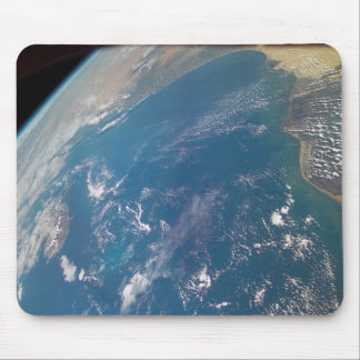 NASA Earth Limb taken by Space Shuttle Columbia Mouse Pad
