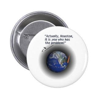 NASA - Earth Saw Pin