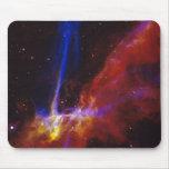 NASA - El remanente de la supernova del lazo del C Tapetes De Ratón