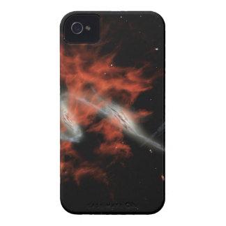 NASA - En el corazón de gotas Case-Mate iPhone 4 Cárcasas