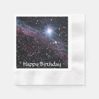 NASA ESA Veil nebula Napkin