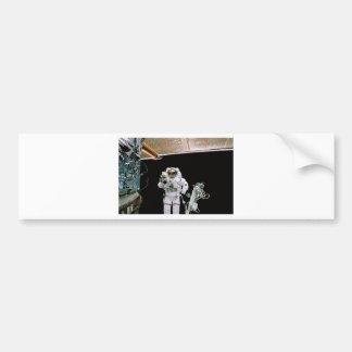 NASA EVA HUBBLE BUMPER STICKERS