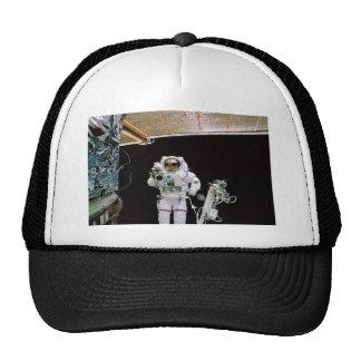 NASA EVA HUBBLE TRUCKER HAT
