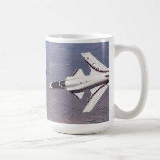 nasa experimental X-29 Classic White Coffee Mug