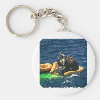 NASA Gemini-Titan 11 Recovery Keychains