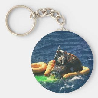 NASA Gemini-Titan 11 Recovery Keychain