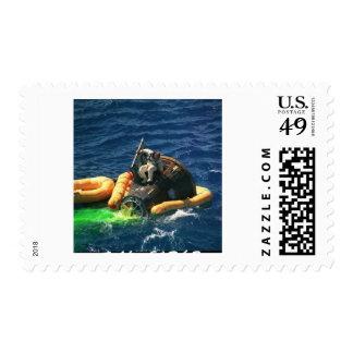 NASA Gemini-Titan 11 Recovery Stamps