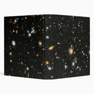 NASA Hubble Ultra Deep Field Galaxies Binder