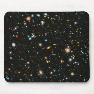 NASA Hubble Ultra Deep Field Galaxies Mouse Pad