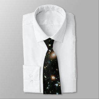 NASA Hubble Ultra Deep Field Galaxies Neck Tie